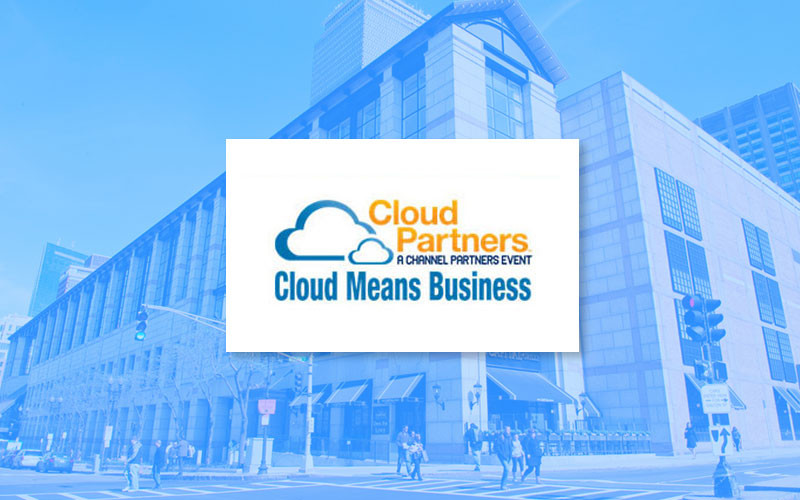 Will We See You at the Cloud Partners Conference next Week?