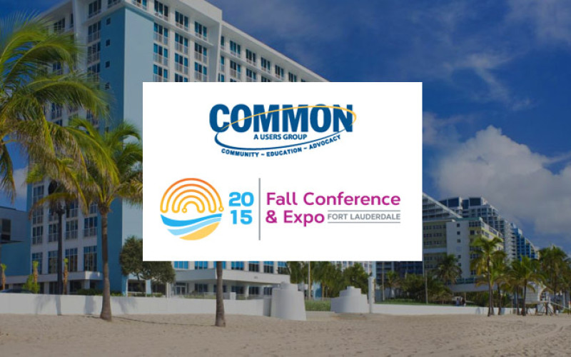 Uncommon Results from COMMON 2015 Expo