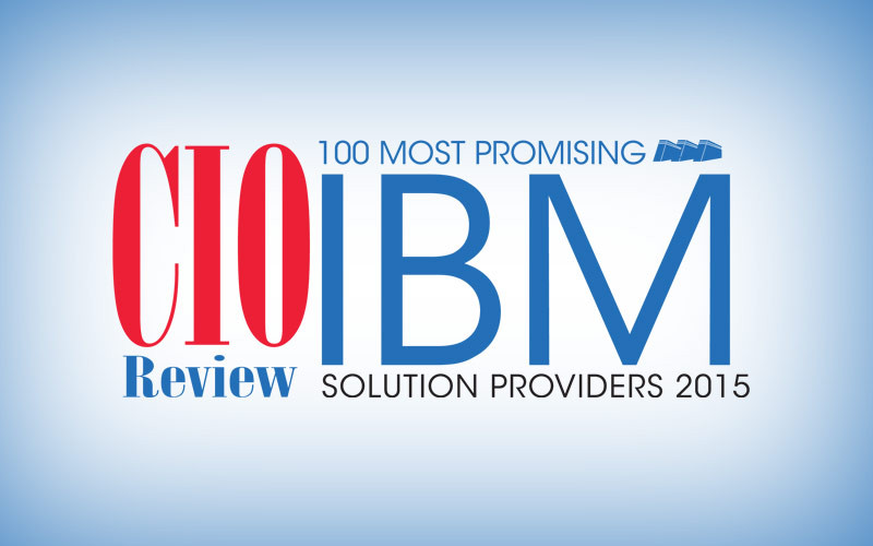 """Secure Infrastructure & Services is selected for CIOReview's """"Top 100 Most Promising IBM Solution Providers"""" list"""