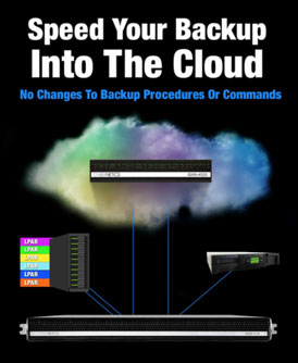 Speed Your Backup Into The Cloud